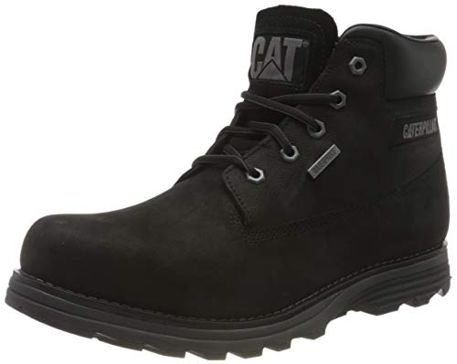 Cat Footwear Founder WP TX, Stivaletto Uomo, Nero, 41 EU
