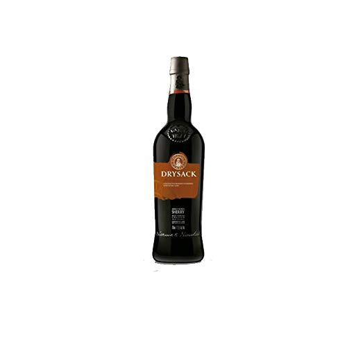Vino Medium DrySack de 75 cl - D.O. Jerez-Sherry - Bodegas Williams & Humbert (Pack de 4 botellas)