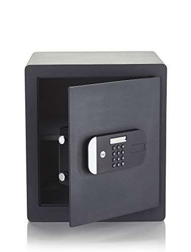 YALE YALYSM400EG1 Cassaforte da Mobile Office-Certificata 400