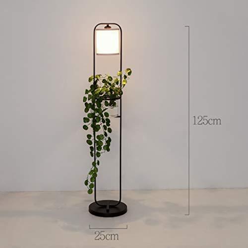 EIU staande lamp, creatief, voor de woonkamer, Ikea plant, lezen, sofa, tafellamp, verticaal, W12/31