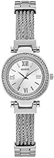 Guess Casual Watch for Women Stainless Steel Band, W1009L1