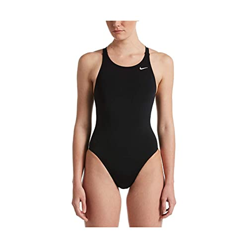 Nike Hydrastrong Fast Back One-Piece Black 32