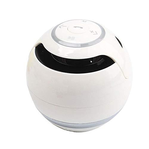 DKee. Bluetooth drahtlose tragbare Lautsprecher wissen Fans freihändige TF FM-Radio, MP3-Musik-Box mit einem Mikrofon for Telefon und PC