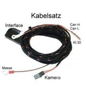 Kabelsatz APS Advance - Rückfahrkamera MMI 2G