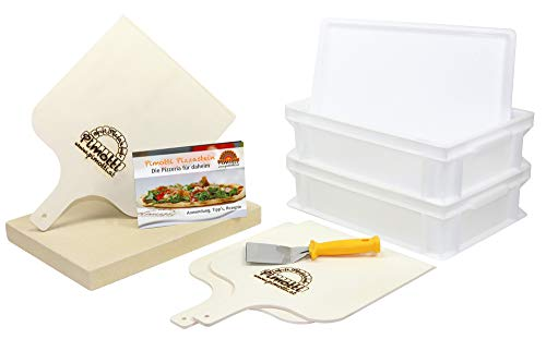Pimotti Pizzabäcker Set/Brotbäcker Set Advanced