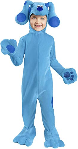 Spirit Halloween Toddler Blue's Clues Costume - 2T