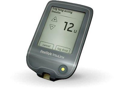 Freestyle Insulinx sistema di monitoraggio della glicemia