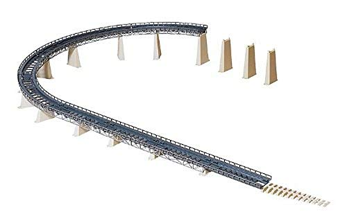 Faller - Vía para modelismo ferroviario N Escala 1:160 (F222539)