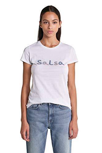 Salsa Camiseta Branding con Cuentas