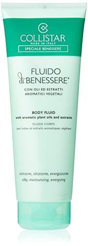 Collistar Fluido Di Benessere (Fluido Para El Cuerpo Para Después Del Baño) Con Aceites Y Extractos Aromáticos Vegetales - 250 ml