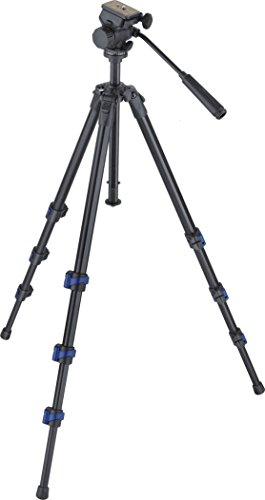 Trípode Ultralyt UWT-5317 Profesional de 255 a 1.695 mm (Carga 4Kg)