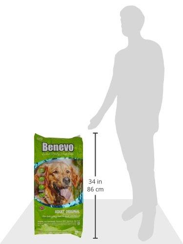 Benevo Hundefutter Vegan Dog Original – 15kg - 3
