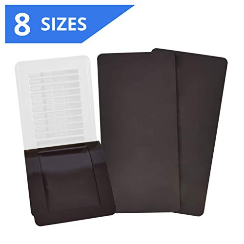 SEAL360 Magnetic Vent Covers (3-Pack), Pockets for Complete Seal, 5.5