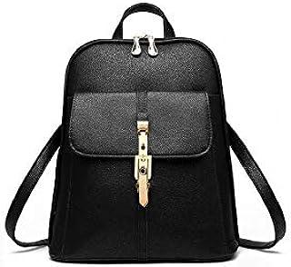 Women Leather Backpack Women School Bag Satchel Travel Bag Ladies Backpack For Women Bag