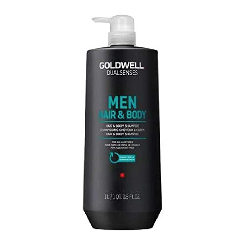 Goldw. DLS Men Hair & Body Shampoo 1000ml