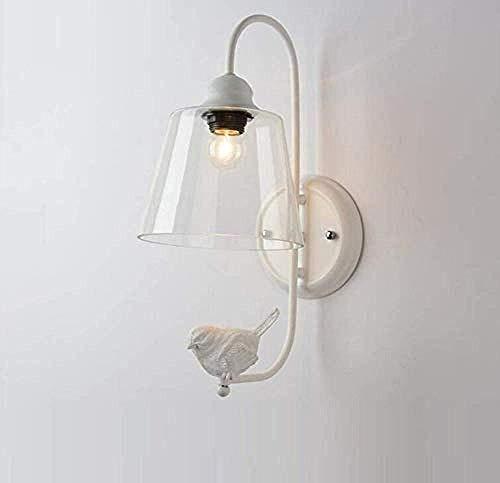 Wandleuchte Wandleuchte Wandleuchte Vogelhaus Lampe einfache Nachttischlampe Wohnzimmer Schlafzimmer Lampe Hauptdekoration Beleuchtung