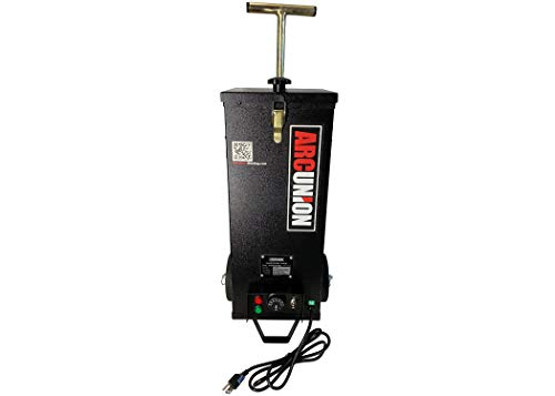 50lb welding electrode rod oven 120V with wheels adjustable thermostat