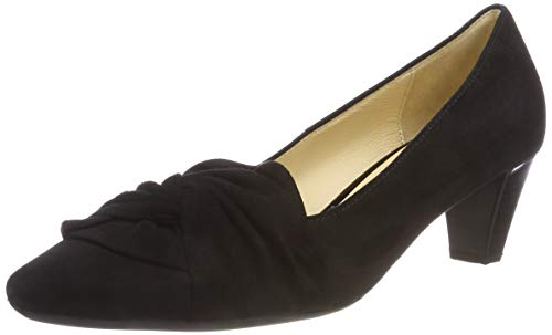Gabor Shoes Damen Basic Pumps, (Schwarz 17), 42 EU