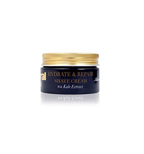 Cougar Beauty Products Lot de 36 crèmes de rasage hydratantes et réparatrices à l'extrait de chou frisé 50 ml