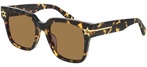 Stella McCartney occhiale da sole SC0239S 002 Havana marrone taglia 51 mm Donna