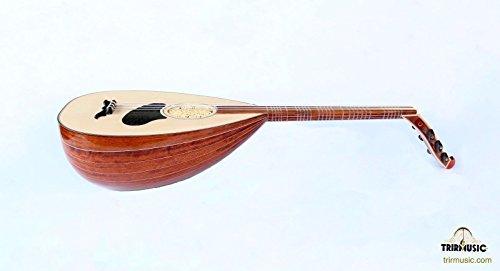 Türkische Professional Rose louta Lavta Oud Saiten Instrument für Verkauf hsl-150