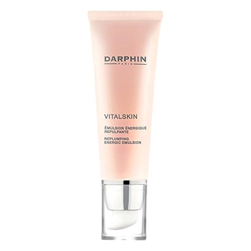 エージェント辞書外国人EnergicエマルジョンをReplumping Vitalskinダルファン、50ミリリットル (Darphin) (x2) - Darphin Vitalskin Replumping Energic Emulsion, 50ml (Pack of 2) [並行輸入品]