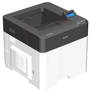 Ricoh 418473 P801 Laserprinter zwart/wit A4, LAN, WLAN