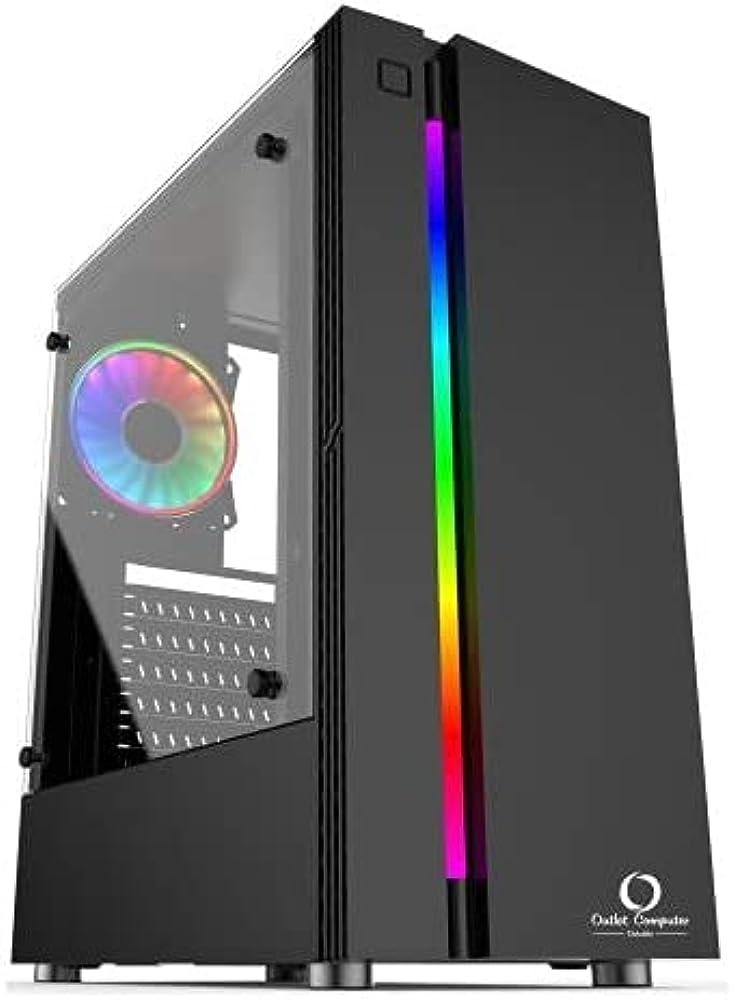 Pc gaming fisso intel i5 2.9ghz gtx 750 4gb 16gb ram - 480gb ssd windows 10 pro
