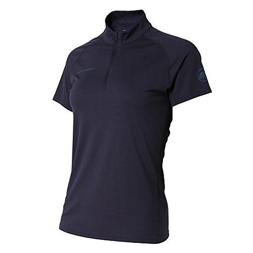(マムート)MAMMUT アウトドア Tシャツ パフォーマンス ドライ ジップ Tシャツ 1017-00430 [レディース] 1017-00430 5118 marine XS