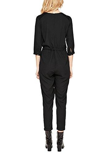 s.Oliver Damen Jumpsuit, Schwarz (Black) - 3