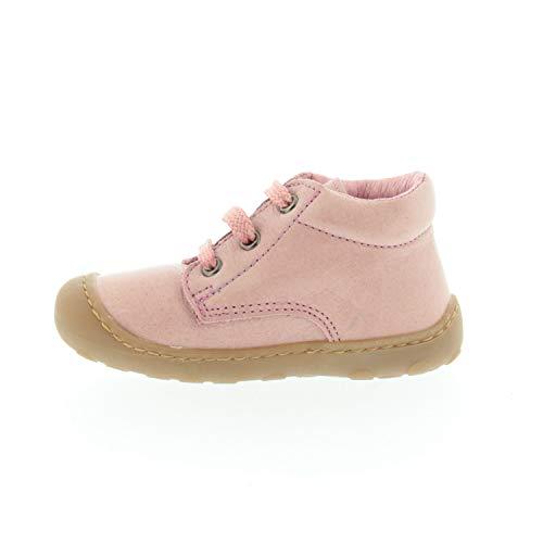Clic! Zapatos Bebé Velcro Galaxy Mat Iron CL9294, color Rosa, talla 20 EU