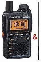 スタンダード VR-160 エアーバンドスペシャル & SRH789 ロッドアンテナセット