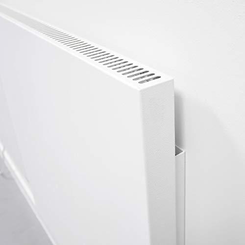 VASNER Konvi Infrarotheizung mit Thermostat 600 Watt Hybridheizung inkl Wandmontage 2J Bild 6*