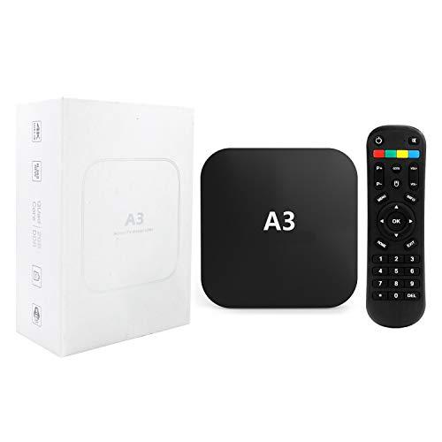 Abox3 2021Brazil IPTV Box New Upgraded Box with HDMI 2GB+16GB Ram 3D+4K Novas características Brasileiras Box