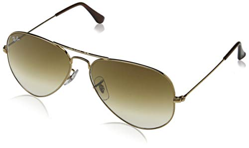 Ray-Ban Sonnenbrillen AVIATOR LARGE METAL RB 3025 001/51 58 Neu Original Herren