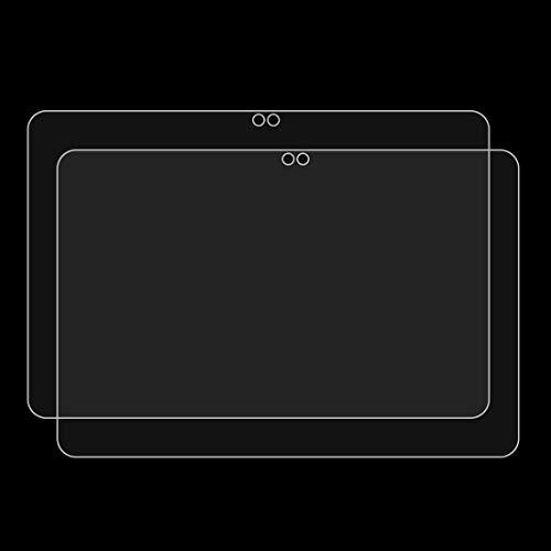 PAN-ES 2 PCS 9H 0.3mm Película de Vidrio Templado a Prueba de explosiones Compatible para Amazon Kindle Fire HD 8 Plus 2020 Película Protectora de Pantalla Compatible para Tablet PC