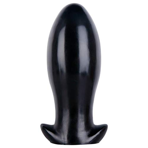 Liuhualei Beginner Ǎnals Plǔg Realistic Massager Toys Lifelike Silicone-Dîldɔ with Suction Cup for Women Liuhualei (Color : Black, Size : L)