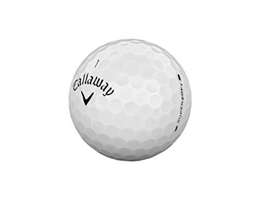 Callaway Golf Supersoft Golf Balls (White ),12 pack