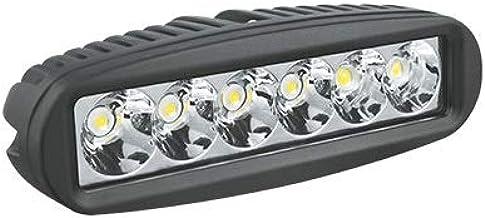 18 W (1260 Lm) LED CREE Work Light Portable Tool Work Light Lighting Work Light Black IP67 R10 Cool White Light 5700 K