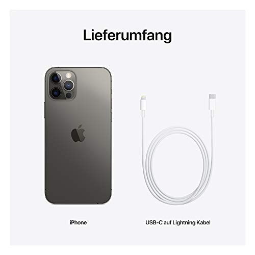 Neues Apple iPhone 12 Pro (128GB) - Graphit - 9