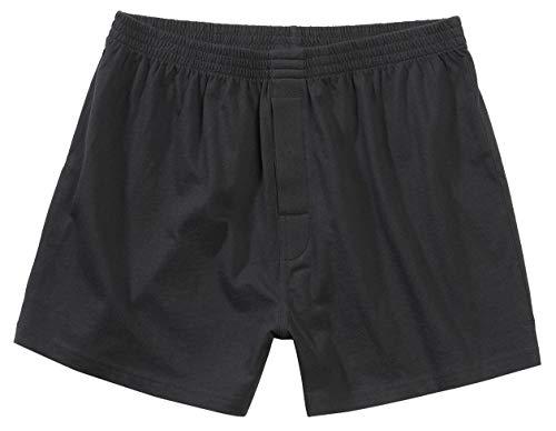 Brandit Boxershorts, Schwarz, Größe L