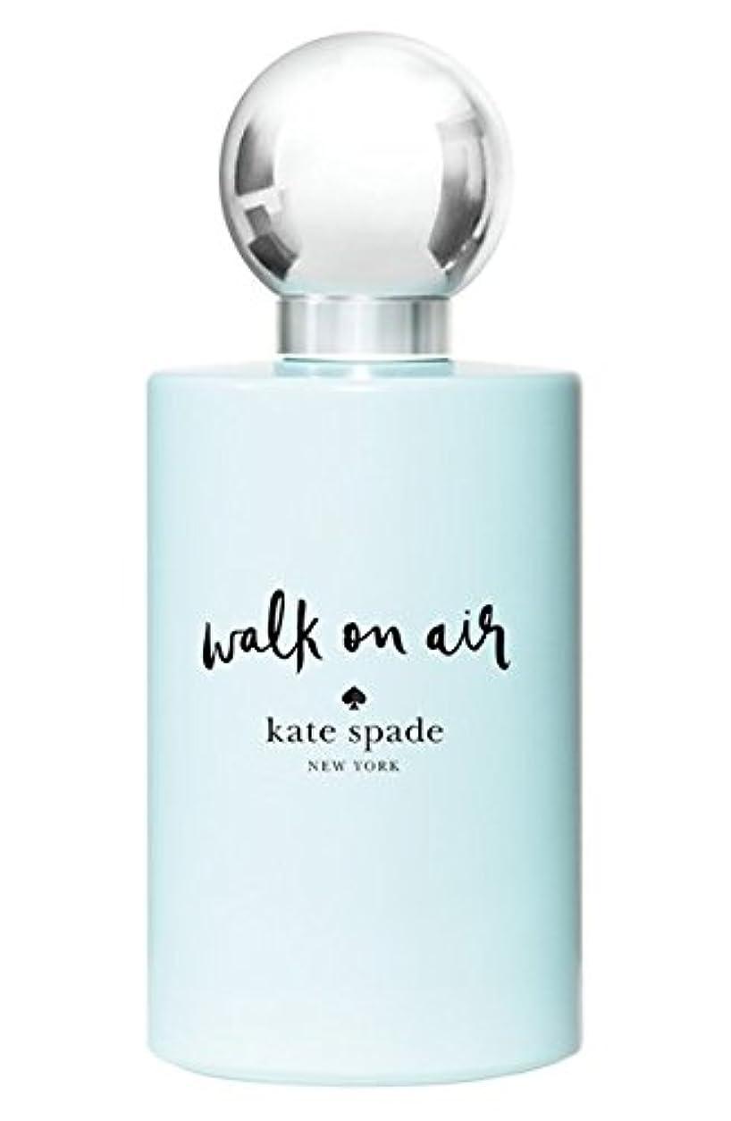 呪い型リーンWalk on Air (ウオーク オン エアー) 6.8 oz (200ml) Shower Cream by Kate Spade for Women