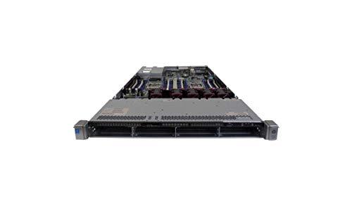 HP Proliant DL360 G9 4 Bays 3.5 Server - 2X Intel Xeon E5-2640 V3 2.6GHz 8 Core - 32GB DDR4 REG Memory - HP H240ar 12GB/S Raid Controller - 0TB (NO HDD) - 1X 800W PSU (Renewed)