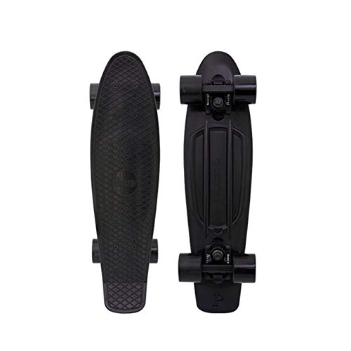 Penny Australia, 22 Inch Blackout Penny Board, The Original Plastic Skateboard