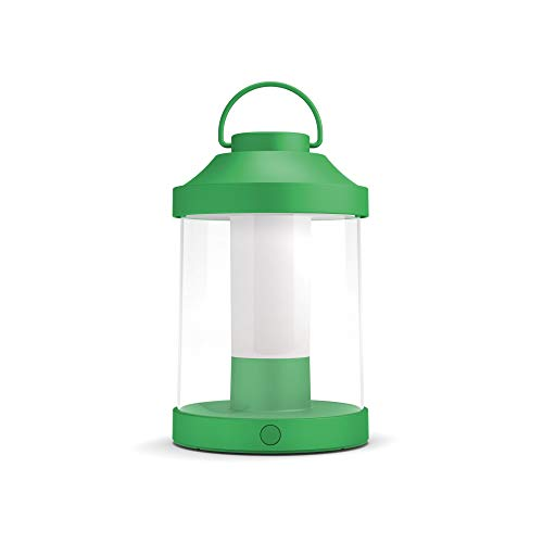 Philips Mygarden Abelia Farol LED Portátil, 3 W, Verde