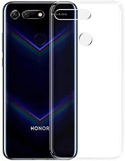غطاء خلفي ناعم رفيع للغاية مصنوع من السيليكون TPU لهاتف Honor View 20 (V20) لهاتف Honor V20