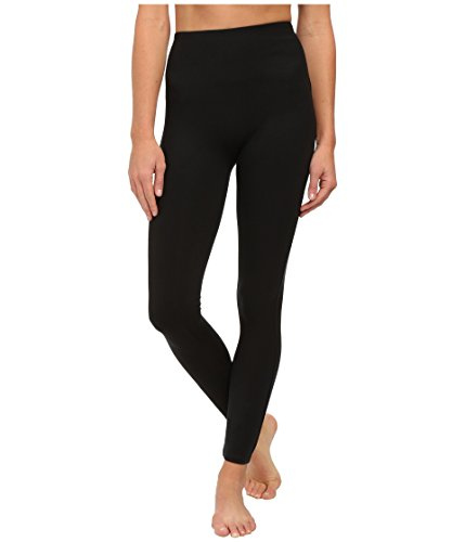 Spanx Womens Essential Leggings with Brushed Jersey Fabric for Shaping