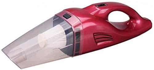 LY88 Car Cleaning Aspirateur Voiture 100-240V 120W 4000Pa Voiture aspirateur sans fil Portable poche ordinateur de poche Maison Oplaadbare humide sec utilis @ @ Rouge