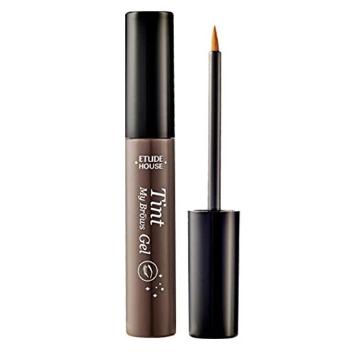Tint My Brows Gel NEW #3 (Gray Brown) | Long-Lasting Eyebrow Tint with Care Ingredients | Natural and Elegant Brow Color | Makeup | Kbeauty
