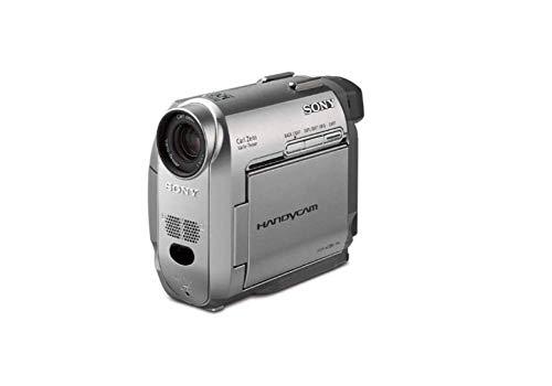 "Sony DCR-HC20E Mini DV Digital Camcorder 0,68 MP CCD - Videocámara (0,68 MP, CCD, 10x, 120x, 6,35 cm (2.5""), LCD)"
